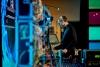 Digitalanalog 2020 - Sa 17.10.20 - F-KK - Der Mann mit der Maschine ©Annette-Sandner.
